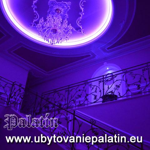 Ubytovanie Palatín Čachtice